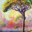 A Pine Tree, 1905 - 30x40 IN Canvas