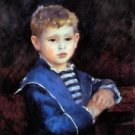 Portrait of Paul Haviland by Renoir - A3 Poster