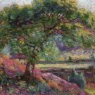 Landscape with Trees, 1905 - 24x18 IN Poster