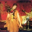In a state of trepidation by Alma-Tadema - Poster Print (24 X 18 Inch)