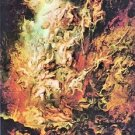 Hell overthrow of the Damned by Rubens - 24x18 IN Poster