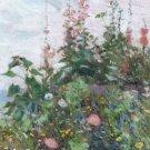Celia Thaxter's Garden, 1890-93 - A3 Poster