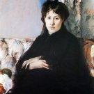 Portrait of Madame Pontillon - 24x18 IN Canvas