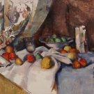 Still Life with Apples, 1895-98 - A3 Poster