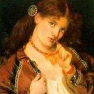 Portrait of Joli Coeur, 1867 - 24x32 IN Canvas