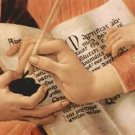 Madonna the Magnificent Detail 2 by Botticelli - 24x32 IN Canvas