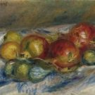 Still Life with Figs and Granates, 1915 - 24x32 IN Canvas