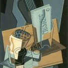 Sheet of Music by Juan Gris - 24x18 IN Poster