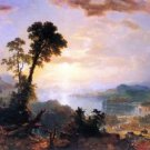 Headway by Asher Brown Durand - 24x18 IN Canvas