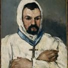 Portrait of the Uncle Dominique as a Monk, 1866 - 30x40 IN Canvas