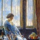 The New York Window, 1912 - 24x18 IN Canvas