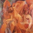 Three Women [1907-8] - 24x32 IN Canvas