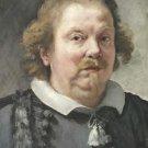 Italian - Bust of a Man - A3 Paper Print