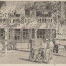 Toby's, Cos Cob, 1915 - A3 Poster