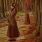 Two Women - 24x32 IN Canvas