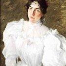 Portrait of Virginia Gerson - A3 Poster