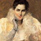 Portrait of a Lady - A3 Poster