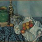 Still Life with Apples, 1893-94 - A3 Poster