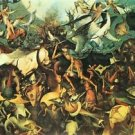 Fall of the Angelsby Pieter Bruegel - 30x40 IN Canvas