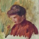 Portrait of Young Woman, 1900 - A3 Poster