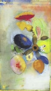 Flowers, 1907-10 - A3 Poster