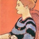 Lady in Blue by Joseph Rippl-Ronai - A3 Poster