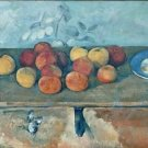 Apples and Biscuits, 1885 - 30x40 IN Canvas