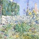 Thaxter's Garden, 1892 - 30x40 IN Canvas