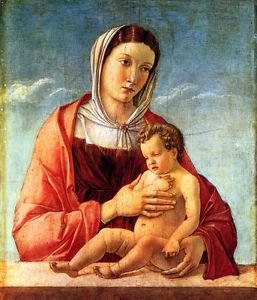 Madonna 2 by Bellini - Poster (24x32IN)