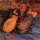 A Pair of Shoes4 - 24x32 IN Canvas