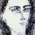 Modigliani - Head [2] - 24x32 IN Canvas