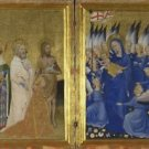 English or French - The Wilton Diptych (1) - 30x40IN Paper Print