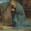 Luca Signorelli - The Adoration of the Shepherds (1) - 30x40IN Paper Print