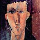 Modigliani - Portrait of Raymond - A3 Poster