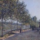 June Morning in Saint-Mammes, 1884 - A3 Poster