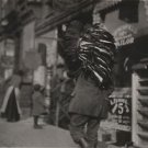 Lewis W. Hine - New York City (2) - 30x40IN Canvas Painting