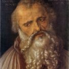 Apostle Philipp by Durer - A3 Poster