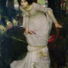 Waterhouse - Lady of Shallot - Poster (24x32IN)