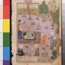 Khusraw Feasting - RE-1000(L.125B) - A3 Paper Print