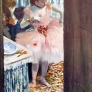 Dancer in the Loge by Degas - A3 Poster