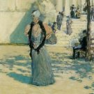 Characters in the sunlight by Hassam - A3 Poster