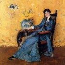 Portrait of Miss Dora Wheeler, 1883 - A3 Poster