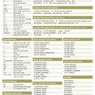 Vinteja charts of - ECS mod_rewrite - A3 Paper Print