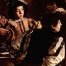 Appeals of St. Matthew detail 2 by Caravaggio - A3 Poster