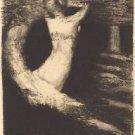 Passage of a Spirit, 1891 - 24x32 IN Canvas