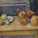 Still Life with Apples and Pears, 1891-92 - 30x40 IN Canvas