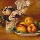 Apples and Flowers, 1895-96 - A3 Poster