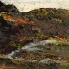 A Landscape, 1935 - 24x18 IN Canvas