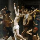The Flagellation of Our Lord Jesus Christ - 24x18 IN Canvas