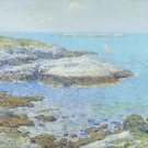 Isles of Shoals, 1899 - 24x32 IN Canvas